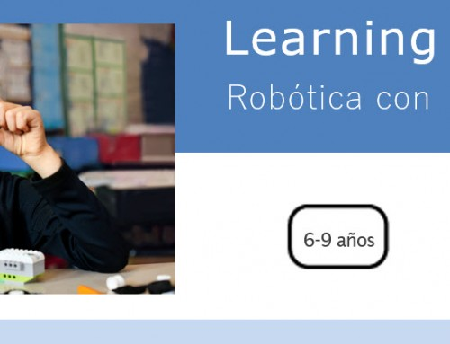 Learning Labs – Robótica con LEGO Education